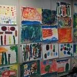 Bilder der Schüler
